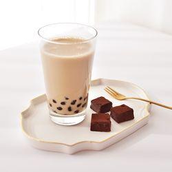 [무료배송] 흑당 버블티 초콜릿 만들기 세트