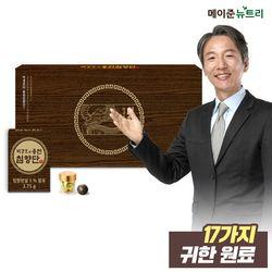 박경호의 용천 침향단(3.75gx30환) 1박스