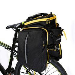 Mc.DYNAMICS자전거 하드 짐받이가방자전거가방