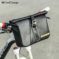 CoolChange 핸들바가방대용량 자전거가방장거리주행