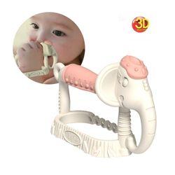 앙쥬 3D 코끼리 팔찌치발기
