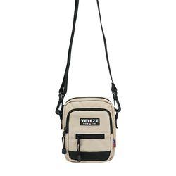 Util Cross Bag (beige)