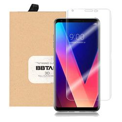 LG X4 2019 BBTAN 클리어 강화유리 액정필름CH1541400