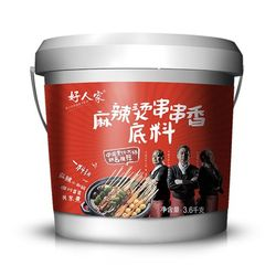 호인가 대용량 마라탕소스 3.6kg 마라소스 중국식품