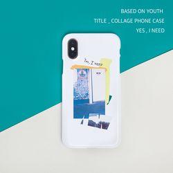 collage phone case