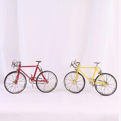 자전거 모형 미니어쳐 2color