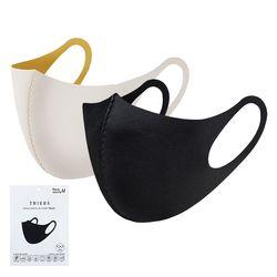 티에르 패션 마스크   유해먼지 차단 교체용 필터(5개2세트)