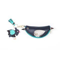 Sparrow Family Ecobag