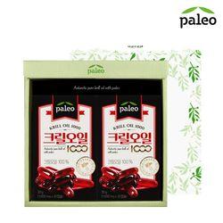 팔레오 남극 크릴오일1000 선물세트 (2개입)