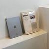 [예약판매 2/21순차배송] MERCI A5 태블릿 파우치 - Ivory