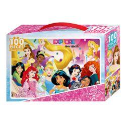 디즈니프린세스 꿈의 나라 100피스 직소퍼즐