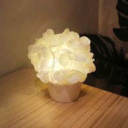 뉴 프리티 수국 LED 무드등