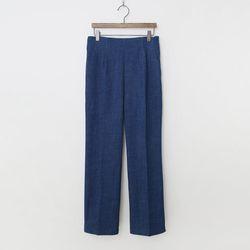 High Wide Denim Pants - New