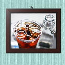 사진액자 그림액자 인테리어효과Up 11x14 11.iced tea