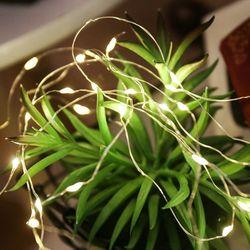 [adico]크리스마스 DIY 컬러 트리 만들기LED와이어전구
