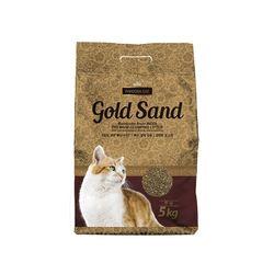 플라잉캣독 판도라 고양이 골드샌드(무향)5kg 4개