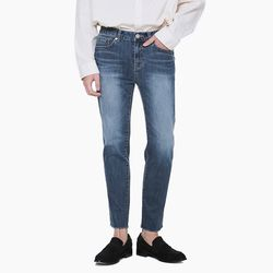 LM033 PERFECT STRAIGHT JEANS