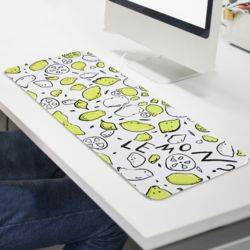 레몬 롱 마우스패드(80x30cm)