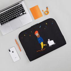 15 노트북 파우치 방수캔버스