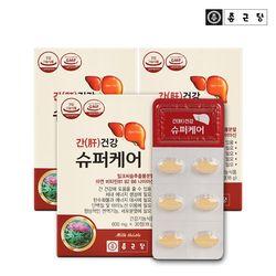 종근당 간건강 슈퍼케어 3박스