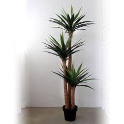 인테리어조화 인조나무 조화화분 3단 유카 150