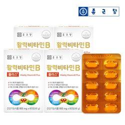 종근당 활력비타민B 4박스