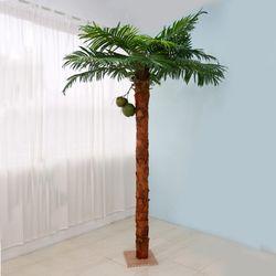 인테리어조화 인조나무 조화화분 하와이안 코코넛팜 250