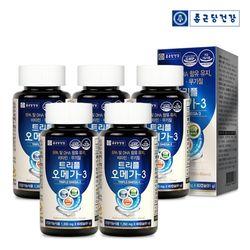 종근당건강 트리플오메가3 5병