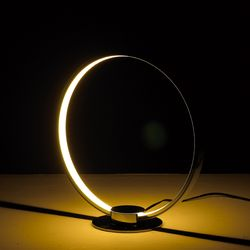문 LED 테이블램프 단스탠드 무드등