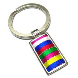색동 열쇠고리