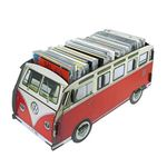 CD box - red bus