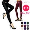 [1+1 컬러선택] 무광택 Slim fit Body Support Leggings(고탄력 레깅스 150데니아) 동일정품 하나더(9 color)