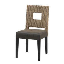 [체어우드] 켈리 354 틈새 라탄 의자 (착불) 국내제조 인기상품
