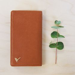 VG-SMART PHONE POCKET 1 -hazelnut