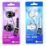 스마트폰용 귀걸이 타입 이어폰 AN-402S