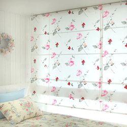 미호 flower 로만쉐이드 ( 185 x 200 )