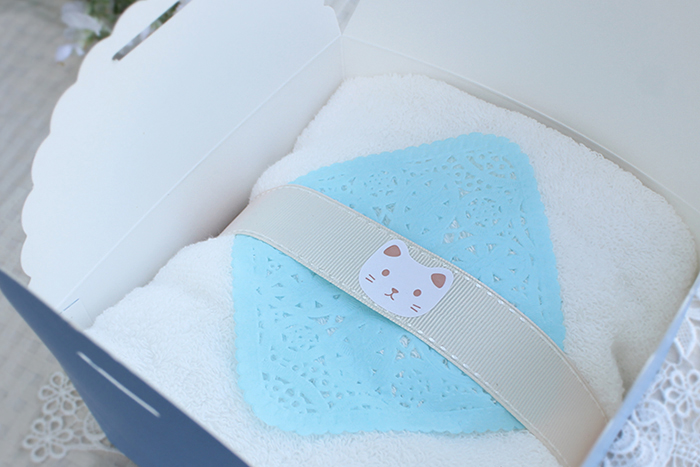 도일리페이퍼 사각 10cm 핑크 - 10장 - 이홈베이킹, 1,000원, 리본/포장소품, 도일리페이퍼