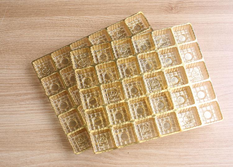 초콜릿 내피- 골드 30구 (잘라서쓰세요) - 이홈베이킹, 1,000원, DIY재료, 토핑/데코