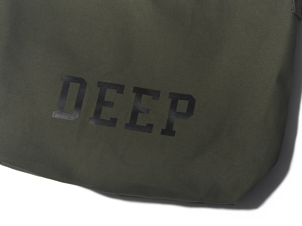 DEEP 2 WAY BAG-OLIVE