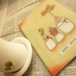 (통장지갑)Bankbook 해피트리