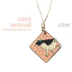 Cozy Animal-Cow
