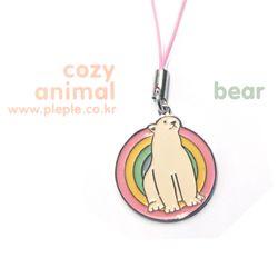 Cozy Animal-Bear