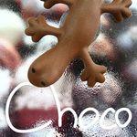 도마뱀 차량용 방향제 - 다크 브라운 초코렛