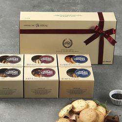 [위캔쿠키] 우리밀쿠키 6종 선물세트