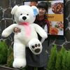 [특별세트] 베스트베어 120cm 곰인형 + 하트쿠션