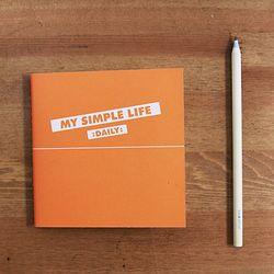 [클리어런스] MY SIMPLE LIFE-daily