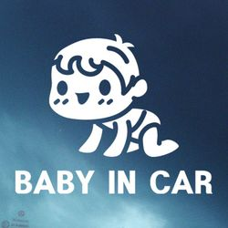 BABY IN CAR-1