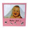 4X6인치 BABY GIRL 핑크(6609GIRL)