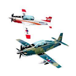 KT-1 기본훈련기  KA-1 공중통제기