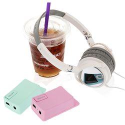 YCROSS 크롬헤드폰+ CHAT 휴대용 미니스피커
